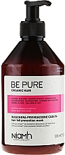 Fragrances, Perfumes, Cosmetics Anti Hair Loss Mask - Niamh Hairconcept Be Pure Hair Fall Prevention Mask