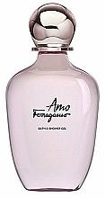 Fragrances, Perfumes, Cosmetics Salvatore Ferragamo Amo Ferragamo - Shower Gel