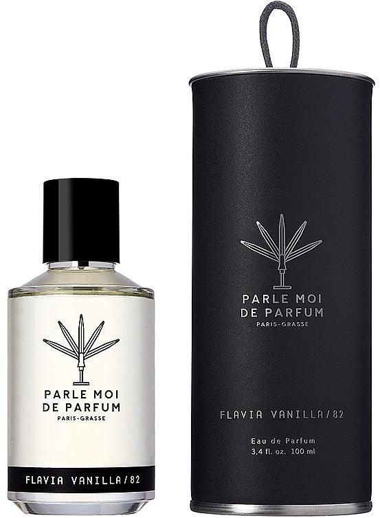 Parle Moi de Parfum Flavia Vanilla 82 - Eau de Parfum  — photo N1
