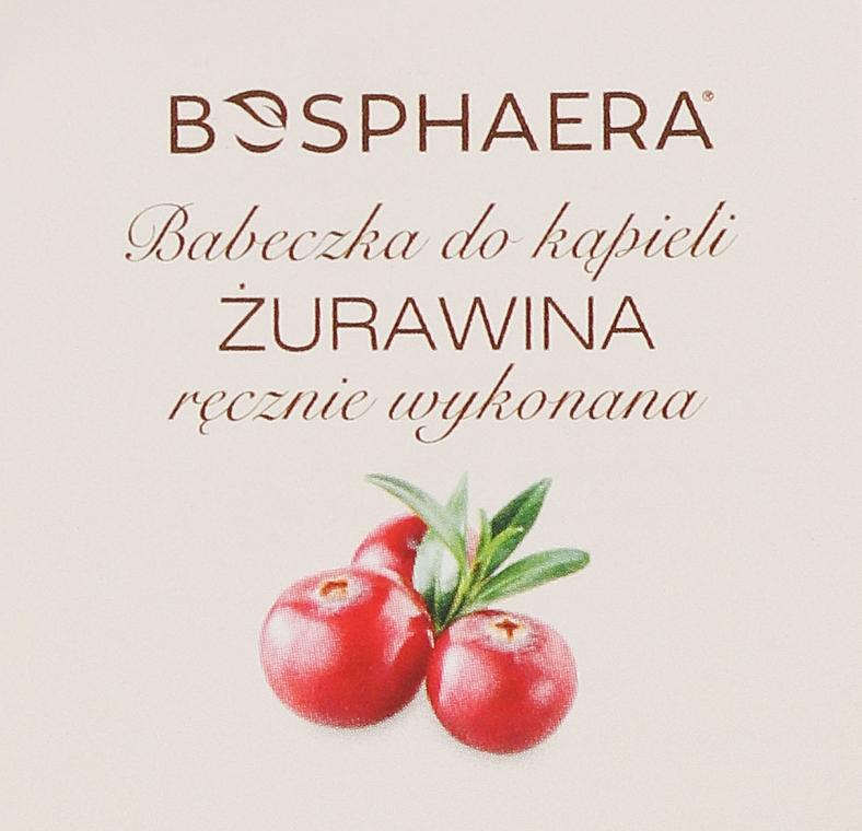 "Bath Bomb ""Cranberry"" - Bosphaera"