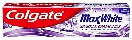 Fragrances, Perfumes, Cosmetics Toothpaste - Colgate Max White Sparkle Diamonds