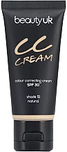 Fragrances, Perfumes, Cosmetics Facial CC Cream SPF30 - Beauty UK CC Cream SPF 30