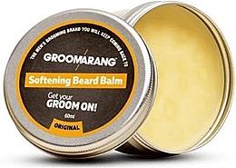 Fragrances, Perfumes, Cosmetics Beard Balm - Groomarang Softening Beard Balm
