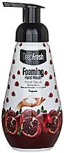 Fragrances, Perfumes, Cosmetics Foaming Pomegranate Hand Wash - Aksan Deep Fresh Foaming Hand Wash Pomegranate