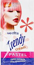 Fragrances, Perfumes, Cosmetics Coloring Toner-Cream - Venita Trendy Color Cream (sachet)