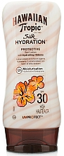 Fragrances, Perfumes, Cosmetics Moisturising Sunscreen Lotion - Hawaiian Tropic Silk Hydration Lotion SPF30