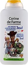 "Fragrances, Perfumes, Cosmetics Shampoo-Shower Gel ""Toy Story"" - Corine De Farme Toy Story 4 Shower Gel"