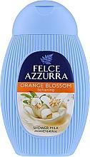 """Fragrances, Perfumes, Cosmetics Shower Cream """"Orange Blossom"""" - Felce Azzurra Shower-Gel"""