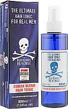 Fragrances, Perfumes, Cosmetics Styling Hair Tonic - The Bluebeards Revenge Cuban Blend Hair Tonic