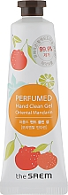 "Fragrances, Perfumes, Cosmetics Perfumed Hand Clean Gel ""Oriental Mandarin"" - The Saem Perfumed Oriental Mandarin Hand Clean Gel"