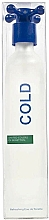 Fragrances, Perfumes, Cosmetics Benetton Cold - Eau de Toilette