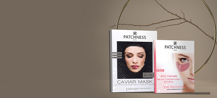 Buy two Patchness products anf get free eye patches