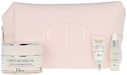 Fragrances, Perfumes, Cosmetics Set - Dior Capture Youth Set (cr/50ml + ser/7ml + eye/cr/5ml + bag)