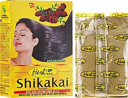 "Fragrances, Perfumes, Cosmetics Hair Powder ""Shikakai"" - Hesh Shikakai Powder"