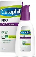 Fragrances, Perfumes, Cosmetics Sebo-Regulating Face Cream - Cetaphil Dermacontrol Oil Control Moisture SPF 30