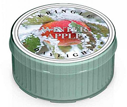 Fragrances, Perfumes, Cosmetics Tea Candle - Kringle Candle Winter Apple Daylight