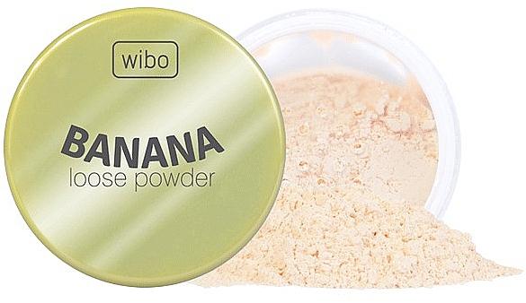 Banana Face Powder - Wibo Banana Loose Powder