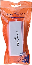 Fragrances, Perfumes, Cosmetics Nail Buffer 7576, pink - Top Choice