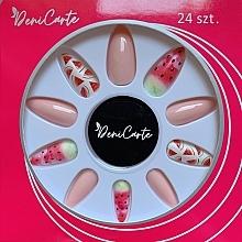 Fragrances, Perfumes, Cosmetics Watermelon Tips, 24 pcs - Deni Carte