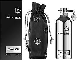 Montale Wood and Spices - Eau de Parfum — photo N2