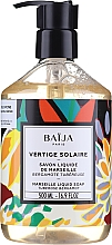 Fragrances, Perfumes, Cosmetics Marseille Liquid Soap - Baija Vertige Solaire Marseille Liquid Soap