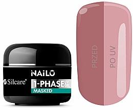 Fragrances, Perfumes, Cosmetics Nail Gel Polish - Silcare Nailo 1-Phase Gel UV Masked