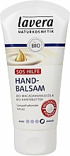 Fragrances, Perfumes, Cosmetics Hand Balm - Lavera Organic Macadamia Nut Oil & Shea Butter SOS Help Hand Balm