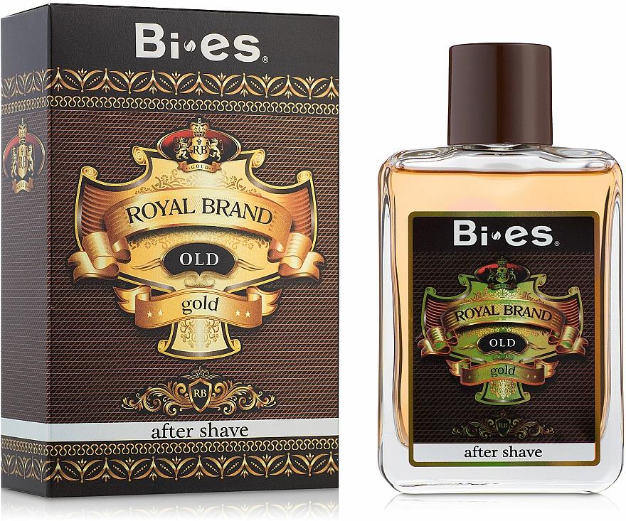 Bi-Es Royal Brand Gold - After Shave Lotion