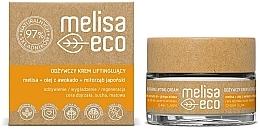 Fragrances, Perfumes, Cosmetics Facial Nourishing Lifting Cream - Melisa Eco