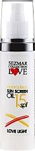 Fragrances, Perfumes, Cosmetics Sun Cream SPF15 - Sezmar Collection