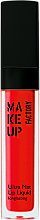 Fragrances, Perfumes, Cosmetics Matte Lip Gloss-Fluid - Make up Factory Ultra Mat Lip Liquid