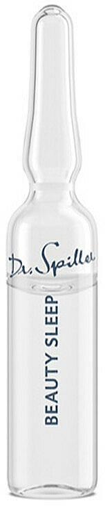 Moonlight Beauty Sleep Ampoule Concentrate - Dr. Spiller Beauty Sleep Moonlight — photo N2