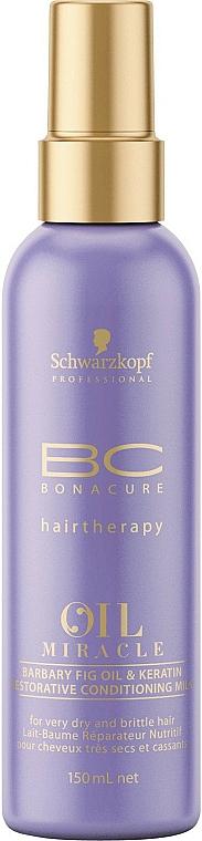 Repair Conditioning Milk with Oil & Keratin - Schwarzkopf Professional Bonacure Oil & Micro Keratin Milk