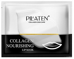 Fragrances, Perfumes, Cosmetics Nourishing Collagen Lip Mask - Pil'aten Collagen Nourishing Lip Mask