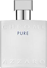 Fragrances, Perfumes, Cosmetics Azzaro Chrome Pure - Eau de Toilette