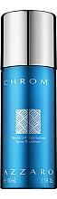 Fragrances, Perfumes, Cosmetics Azzaro Chrome - Deodorant