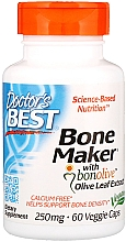 Fragrances, Perfumes, Cosmetics Bone Maker Complex - Doctor's Best Bone Maker with Bonolive