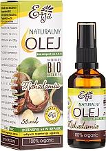 Fragrances, Perfumes, Cosmetics Natural Macadamia Oil - Etja Macadamia Bio