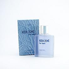 Fragrances, Perfumes, Cosmetics Chat D'or Keen Zone For Men - Eau de Toilette