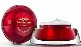 Fragrances, Perfumes, Cosmetics Eye Gel with Natural Components and Dead Sea Minerals - Alona Shechter Beautyli Eye Gel
