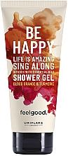 Fragrances, Perfumes, Cosmetics Inspiring Shower Gel - Oriflame Feel Good Be Happy