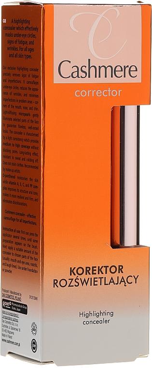 Highlighting Concealer - Dax Cashmere Corrector Highlighting Concealer
