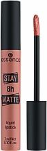 Fragrances, Perfumes, Cosmetics Liquid Lipstick - Essence Stay 8H Matte Liquid Lipstick