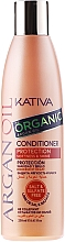 Fragrances, Perfumes, Cosmetics Moisturizing Argan Oil Hair Conditioner - Kativa Argan Oil Conditioner