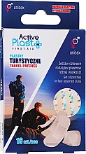 Fragrances, Perfumes, Cosmetics Travel Patch Set - Ntrade Active Plast First Aid Travel Patches