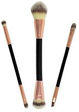 Fragrances, Perfumes, Cosmetics Brush Set - Makeup Revolution Flex & Go Brush Set