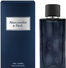 Fragrances, Perfumes, Cosmetics Abercrombie & Fitch First Instinct Blue - Eau de Toilette