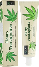 "Fragrances, Perfumes, Cosmetics Toothpaste ""Hemp"" - Xpel Marketing Ltd Oral Care Cleansing Charcoal Toothpaste"