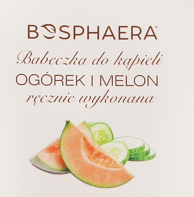 "Bath Bomb ""Cucumber and Melon"" - Bosphaera"