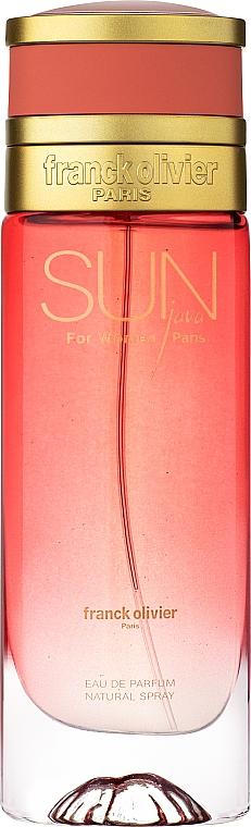 Franck Olivier Sun Java for Women - Eau de Parfum — photo N1